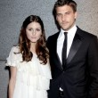 Olivia Palermo y Johannes Huebl en la gala anual &quot;Smile&quot;.