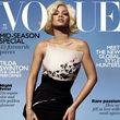 Rihanna aparece en la portada de Noviembre de Vogue con nuevo corte de pelo.