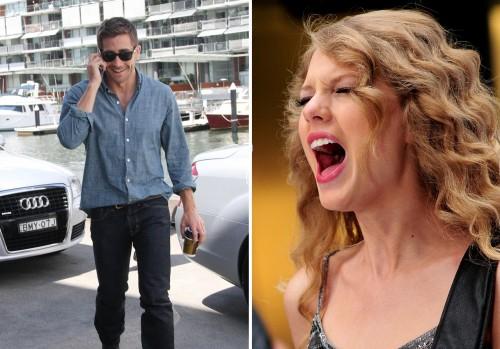 Taylor Swift, Jake Gyllenhaal, John Mayer, Taylor Lautner - Taylor no entiende cuál es el motivo que ha hecho que Jake rompa con ella