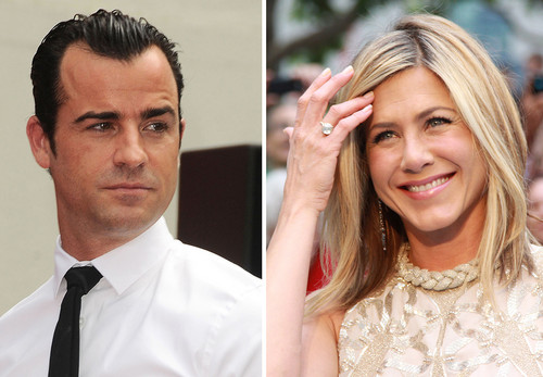 Jennifer Aniston, Justin Theroux - Jennifer Aniston y Justin Theroux viven juntos